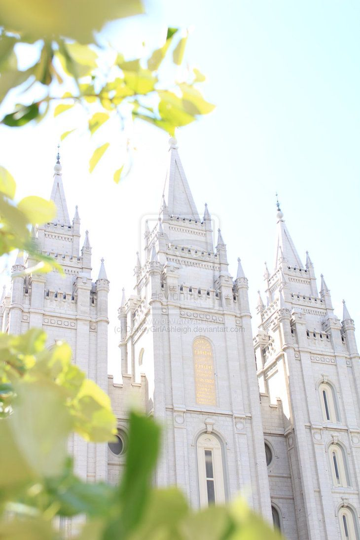 "Salt Lake City LDS Temple - MormonFavorites.com ""I cannot believe how many LDS resources I found... It's about time someone thought of this!"" - MormonFavorites.com"