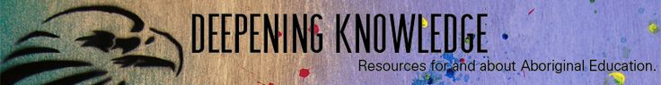 Deepening Knowledge - resources for and about Aboriginal Education