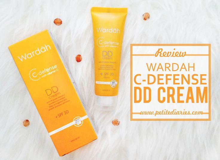 Wardah C Defense DD Cream , review : http://www.petitediaries.com/2016/10/review-wardah-c-defense-dd-cream-in-01.html  #makeupindonesia #basemakeup #wardah #cantikdarihati #makeuphalal #ddcream