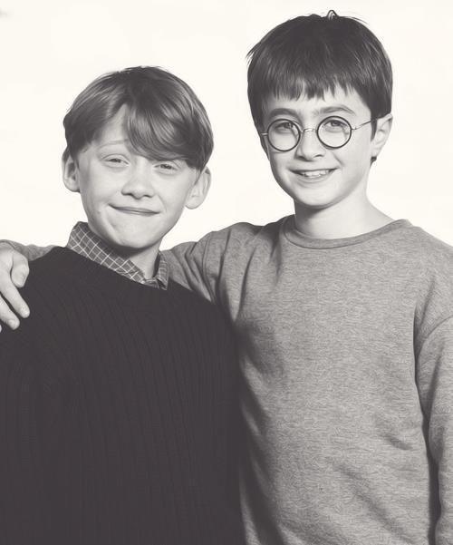 Dan and Rupert