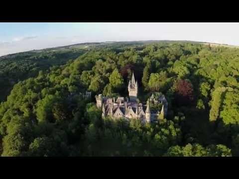 Les bulldozers ont débarqué, le magnifique château néo-gothique de Noisy sera rasé (VIDEO) - Belgique - LeVif.be
