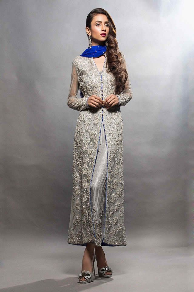 Zainab Chottani introduced a new formal wear range for women. The new luxury pret collection 2016 has charismatic designs and tremendous quality.