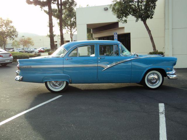 1956 Ford Fairlane 4 Door Town Sedan