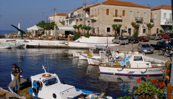 Mani Sonnenlink - Griechenland - Land + Urlaubsregion - Hotels & Unterkünfte - BIO Hotels