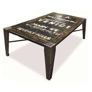 Nebraska Furniture Mart U2013 Horizon Home LLC Graffiti Coffee Table | For The  Home | Pinterest | Graffiti, Nebraska And Home