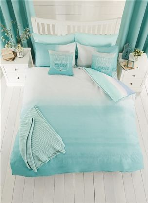 Buy Harbour Stripe Print Bed Set from the Next UK online shop