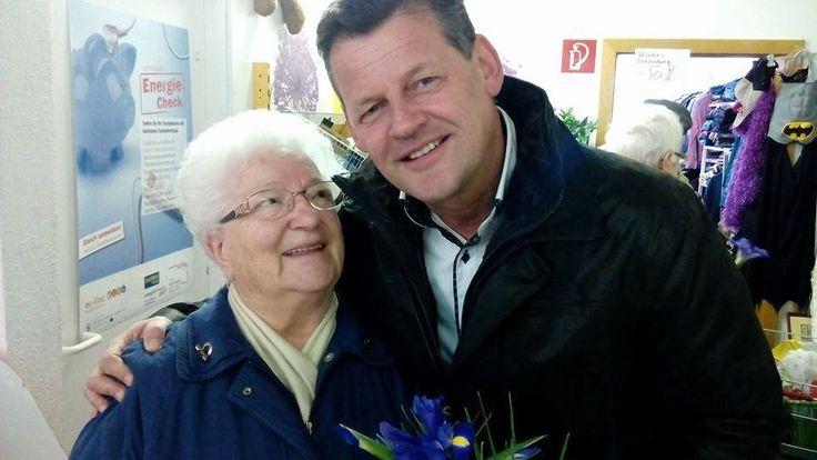 Antonia Wouk feierte unlängst ihren 85. Geburtstag. Eine sehr nette Klagenfurterin.