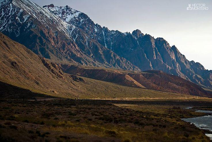 Ruta 40, rumbo a Chile [Foto: Hector Montero] #Mendoza