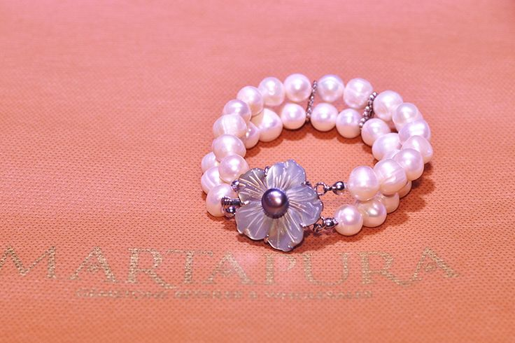 Gallery Retail - Natural Two Tier Pearl of Lombok Bracelet