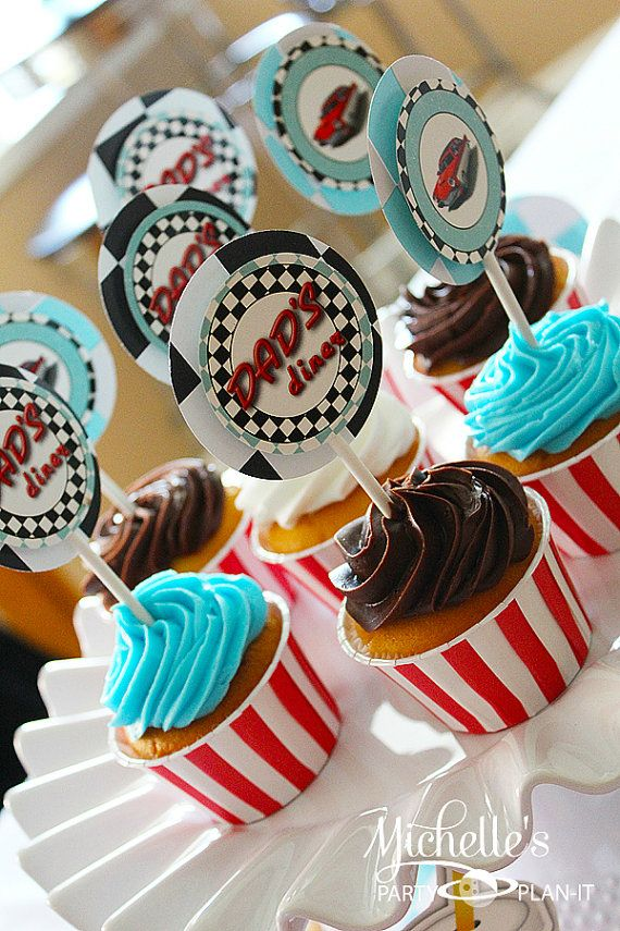 20 best images about 50 39 s themed birthday party on for 1950s decoration ideas