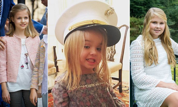 Donald Jr. and Vanessa Trump's kids wore the same designer loved by future queens Princesses Leonor, Amalia and Estelle.
