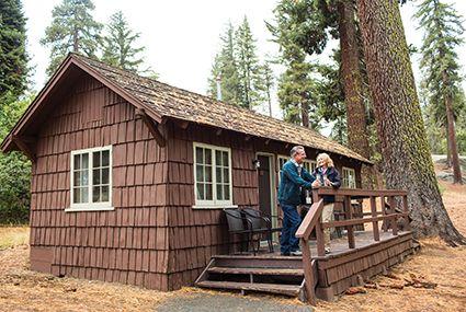 21 best hotels sequoia national park california usa for Log cabin sequoia national park