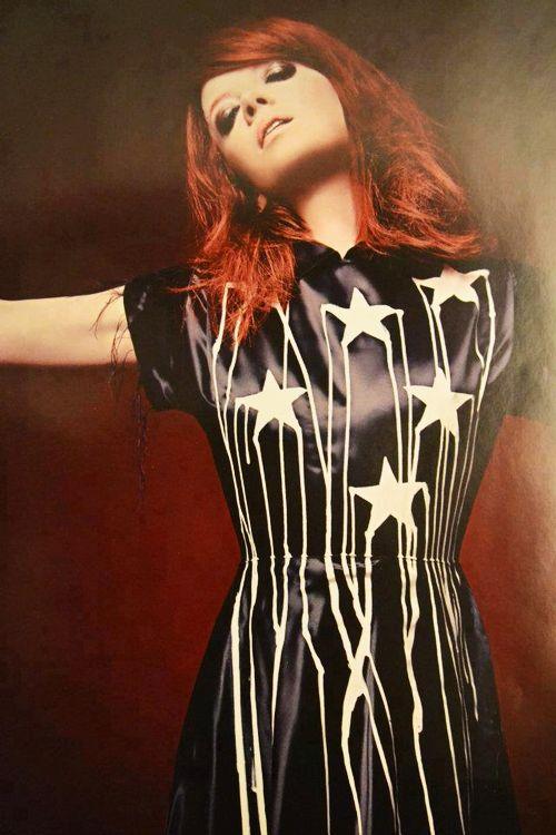 Shirley Manson Garbage Wallpaper