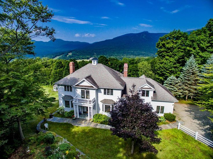 76 best images about country escapes on pinterest for Vermont country homes