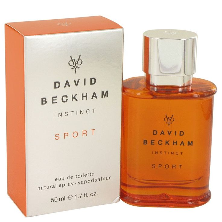 New #Fragrance #Perfume #Scent on #Sale  David Beckham Instinct Sport by David Beckham 1.7 oz EDT Spray - Show them your sporty, charismatic side by wearing David Beckham Instinct Sport by the design house of David & Victoria Beckham. This long-wearing scent for men is light and fruity with fresh, sweet notes of spicy mandarin, ginger, geranium, and violet to invigorate the senses and leave you feeling recharged, refreshed, and ready for the day ahead. This alluring daytime scent is ideal…