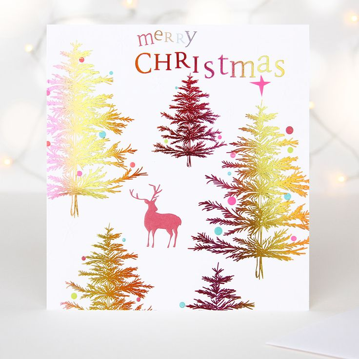 25 Unique Luxury Christmas Cards Ideas On Pinterest Handmade