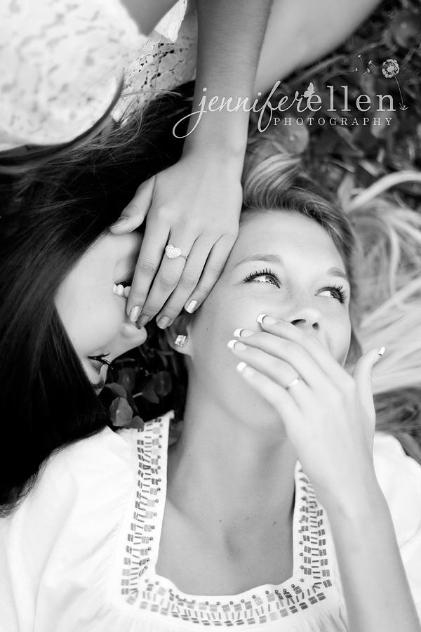 . #seniors #sisters #photography  Jennifer Ellen Photography