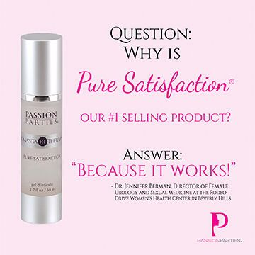 Passion Parties by Margaret Hacker Doctor approved find out why!!