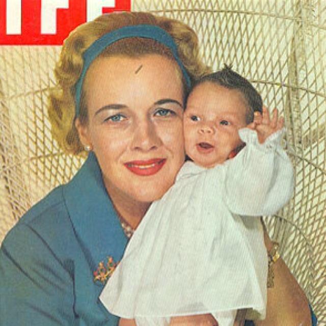 Kay speckles gable and john clark wife and son of clark gable born 4