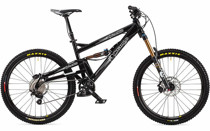 Alpine 160 RS (With images) Suspension bike, Bike