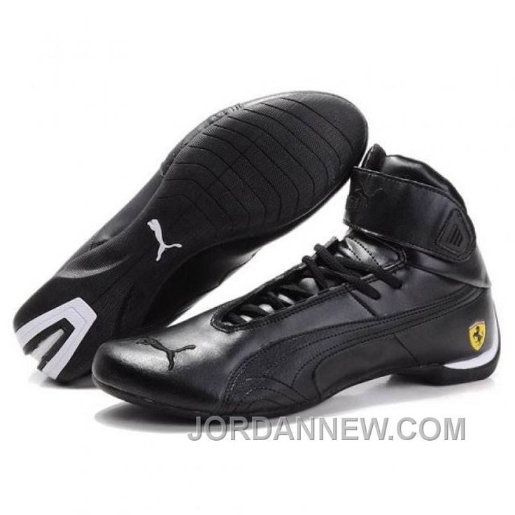 http://www.jordannew.com/puma-ferrari-mens-high-tops-shoes-black-discount.html PUMA FERRARI MENS HIGH TOPS SHOES BLACK DISCOUNT Only $88.00 , Free Shipping!