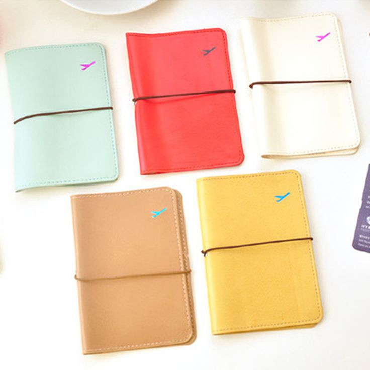 New High Quality Travel Leather Passport Holder Card Case Protector Cover Wallet Bag -in Card & ID Holders from Luggage & Bags on Aliexpress.com   Alibaba Group
