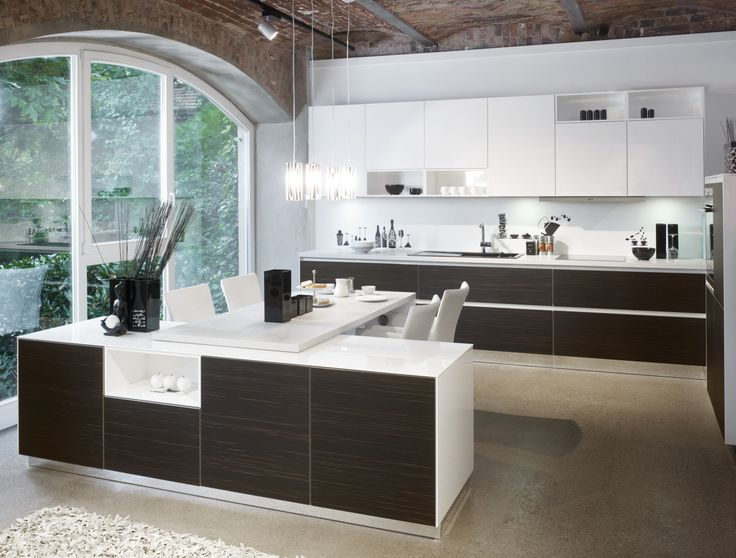 I like the grey wood venner with the laquer poggenpohl kitchen mallorca pinterest kitchens woods and kitchen dining