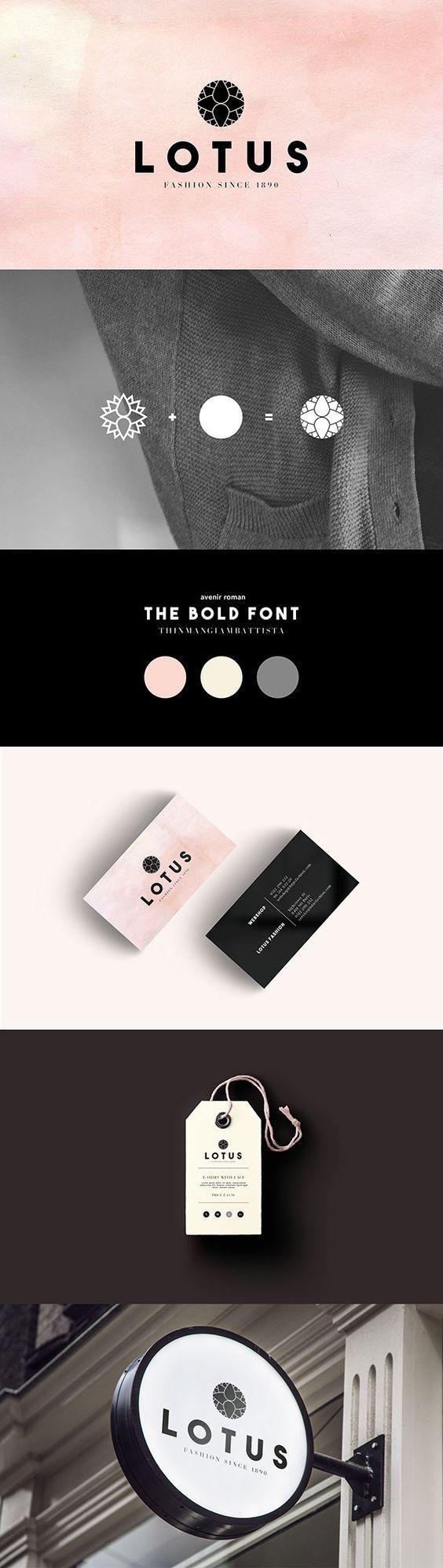 Lotus Branding on Behance
