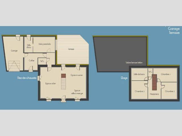 12 best Idées pour la maison images on Pinterest Home ideas - aide pour construire une maison