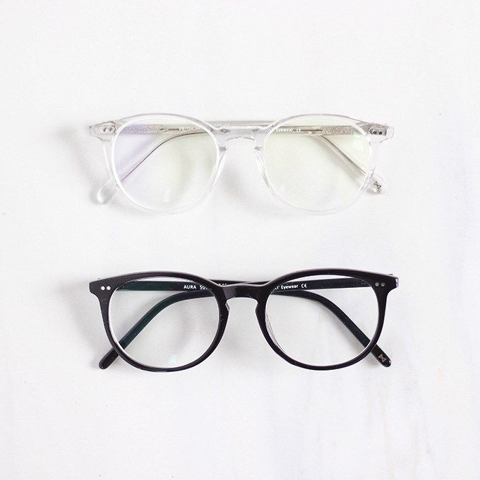 eyebuydirect aura black prescription eyeglasses review