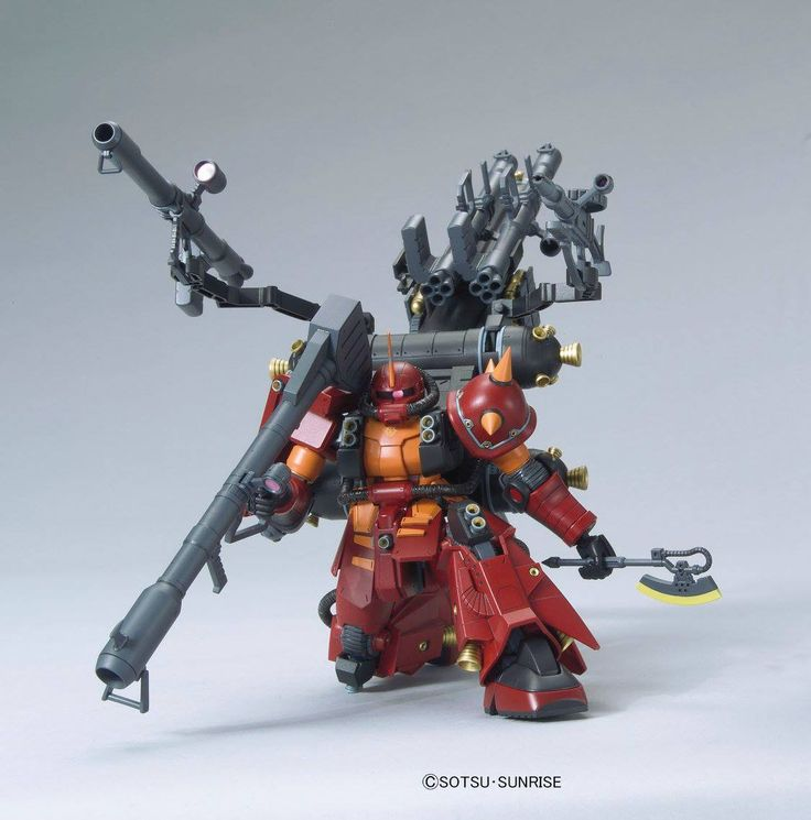 HG 1/144 MS-06R ZAKU II PSYCHO ZAKU Gundam Thunderbolt Ver. Just Added No.10 NEW Big Size Official Images, Info Release http://www.gunjap.net/site/?p=300612