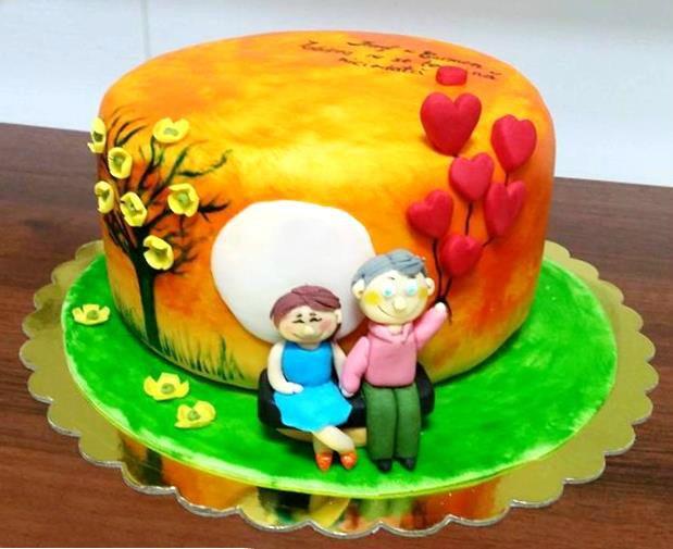 Tort- Poveste de iubire