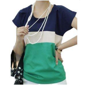 Women Summer Stripe Chiffon T-Shirt Short Sleeve Casual Tops Blouse #myrrhshop #onlineshoppingnetwork #onlineshopping #onlineshop #blousesandshirts #buyblouse #buyshirt #fashionforwomen #EastabileWomenSummerStripeChiffonTShirt http://fashionforwomen.myrrhshop.com/product/eastabile-women-summer-stripe-chiffon-t-shirt-short-sleeve-casual-tops-blouse/
