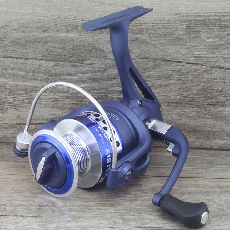 Fishing Reel with metal spool retrieval ratio 5.1 : 1,cheap fishing reel fishing gear Boat spinning