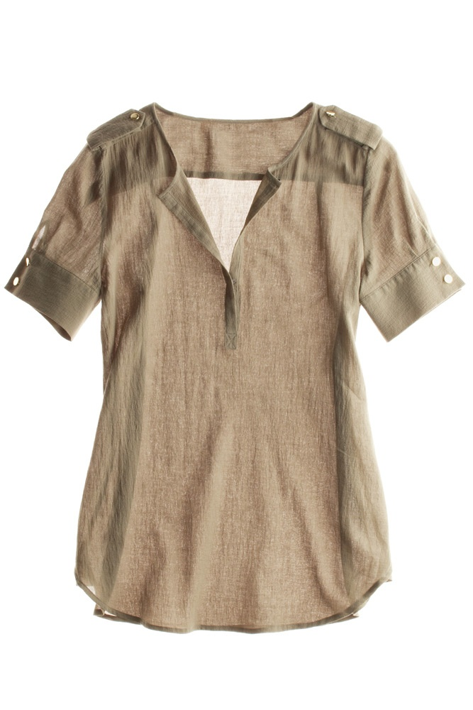 Cosia shirt: so lovely and light....