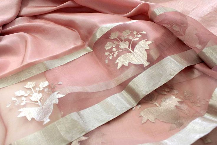 CU: Beautiful #Silk #Saree by http://www.RawMango.in/ Chattarpur, South Delhi