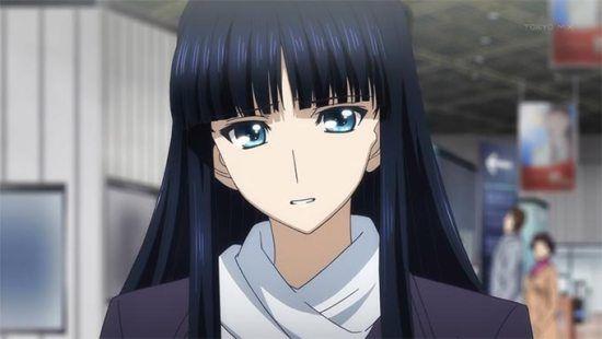 White Album 2: Kazusa Touma   #TokyoGhoul. #SNKMikasa. #Raven. #BadassGirls. #cuzofthegirl. #StarCrossedAnimeBlog