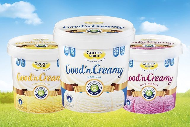 Golden North Good 'n Creamy Ice Cream - Glycemic Index Foundation