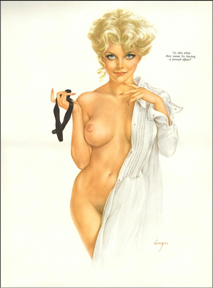 Opinion Pin ups nudes for that