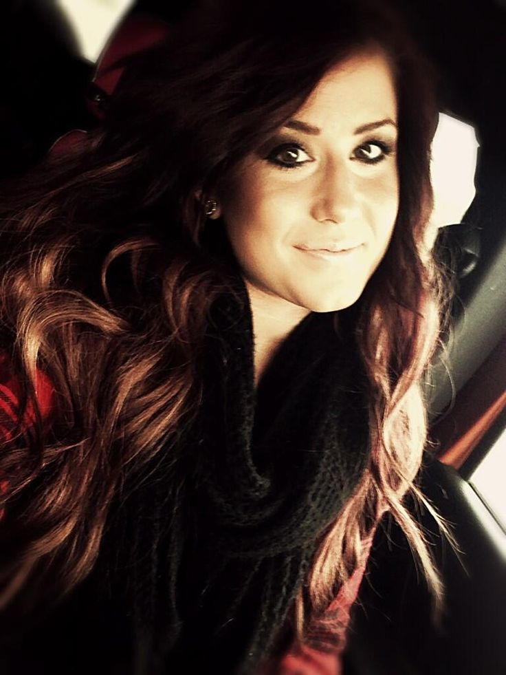 chelsea houska. I absolutely adore her!!! I literally wanna be her... and live her life :P