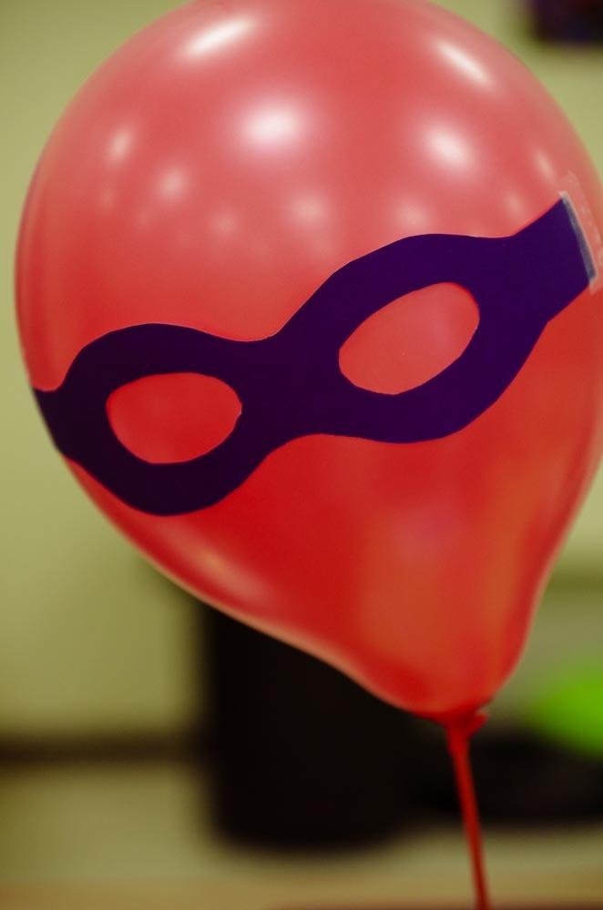 Pocket Full of Whimsy: Super Hero Birthday Brunch | Part I