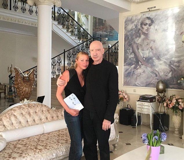 У Анастасии Волочковой новый партнер #АнастасияВолочкова #звезды #знаменитости #Волочкова