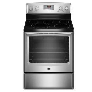 Maytag AquaLift 30 inch, Stainless Steel