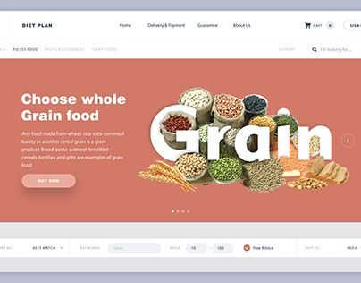 """Check out new work on my @Behance portfolio: """"Diet Plan Design"""" http://be.net/gallery/51204009/Diet-Plan-Design"""