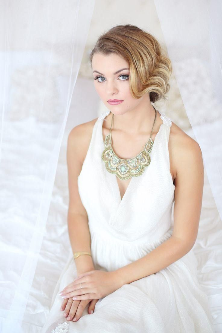 77 best Bridal Hair and Makeup images on Pinterest | Bridal ...