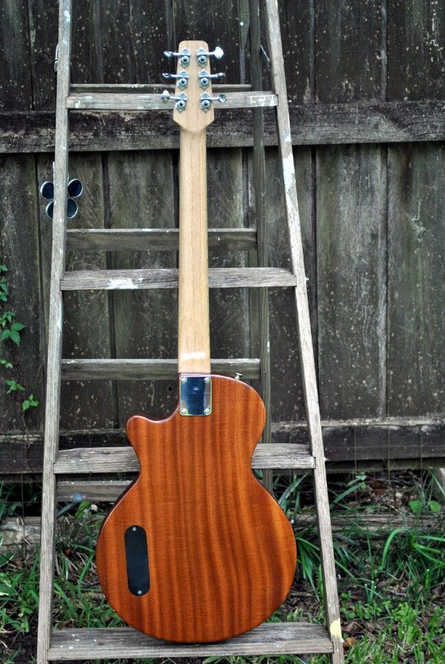 The Custom Sapele Tallahatchie