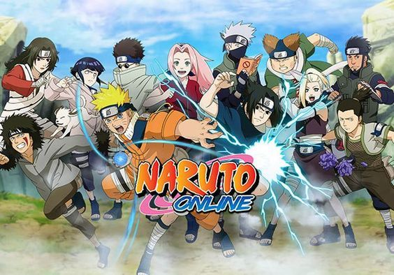 naruto online is one of the most popular mmorpg games