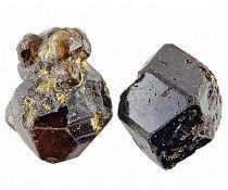 Rode granaat (2 stenen)