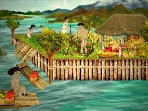 Imperio azteca Corto animado donde se muestran los principales aspectos culturales del Imperio Azteca