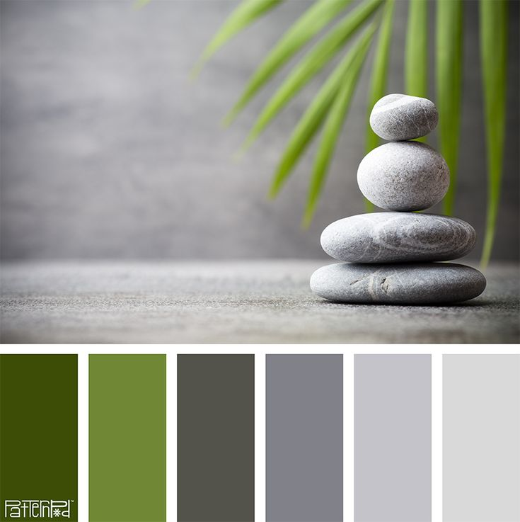 Color Palette: Shades of Greens and Grays. If you like our color inspiration, sign up for our monthly trend letter here! http://patternpod.us4.list-manage.com/subscribe?u=524b0f0b9b67105d05d0db16a&id=f8d394f1bb&utm_content=buffer847d9&utm_medium=social&utm_source=pinterest.com&utm_campaign=buffer